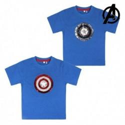 Dětské tričko - The Avengers 73491 - krátký rukáv