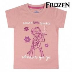 Dětské tričko - Frozen 73477 - krátký rukáv