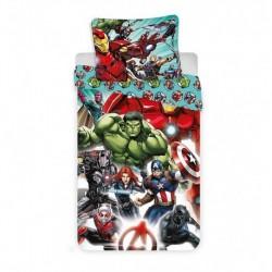 Bavlněné povlečení - Avengers Comics - 140x200 - Jerry Fabrics