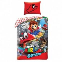 Bavlněné povlečení - Super Mario - 140x200 - Halantex