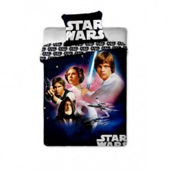 Bavlněné povlečení - Star Wars - Hvězda Smrti - 140x200 - Jerry Fabrics