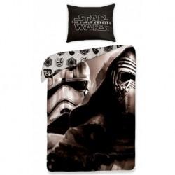 Bavlněné povlečení - Star Wars VII - černé - 140x200 - Halantex