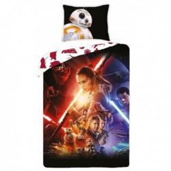 Bavlněné povlečení - Star Wars - Síla se probouzí - 140x200 - Halantex