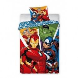 Bavlněné povlečení - Avengers hrdinové - 140x200 - Faro