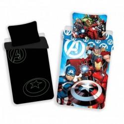 Bavlněné svítící povlečení - Avengers - 140 x 200 - Jerry Fabrics