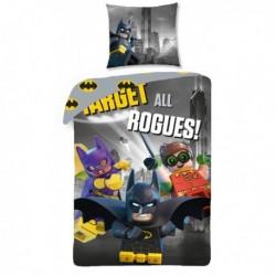 Bavlněné povlečení - Lego Batman - 140x200 - Halantex