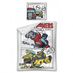 Bavlněné povlečení - Transformers Komiks - 140 x 200 - Detexpol