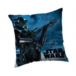 Polštářek - Star Wars - Rouge One - 40x40 cm - Jerry Fabrics