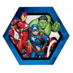 Tvarovaný polštářek - Avengers - Group - 32 x 27 - Jerry Fabrics