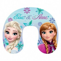 Cestovní polštářek - Ledové Království - Anna a Elsa - 33x28 cm - Jerry Fabrics