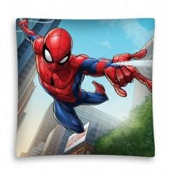 Povlak na polštářek - Spiderman City - 40x40 cm - Detexpol
