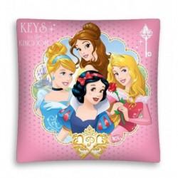 Povlak na polštářek - Disney Princezny - 40x40 cm - Detexpol