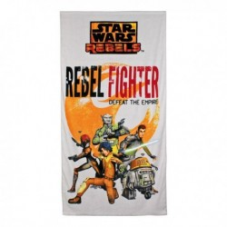 Osuška - Star Wars VII - Rebels - 140 x 70 cm - Cerda