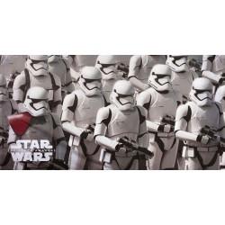 Osuška - Star Wars VII - Stormtrooper - 140x70 cm - Halantex