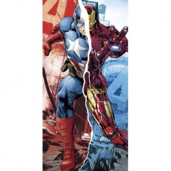 Osuška - Avengers 01 - 140x70 cm