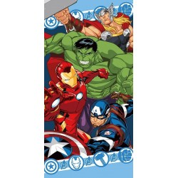 Osuška - Avengers hrdinové - 140x70 cm - Faro