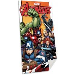 Osuška - Avengers - oranžová - 140x70 cm - Jerry Fabrics