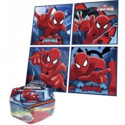 Magický ručníček - Spiderman 01 - 30 x 30 cm - Faro