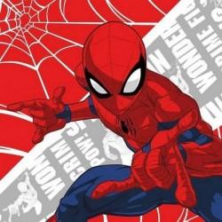 Magický ručníček - Spiderman 02 - 30 x 30 cm - Faro