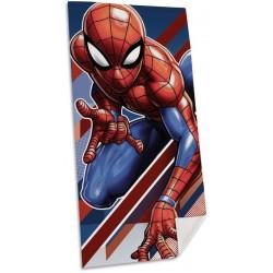 Osuška - Spiderman - pruhy - 140x70 cm