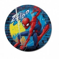 Tvarovaná micro osuška - Spiderman - 120 cm