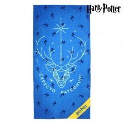 Osuška - Harry Potter - Expecto Patronum - 180x90 cm