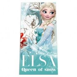Osuška - Ledové Království - Elsa - 140x70 cm