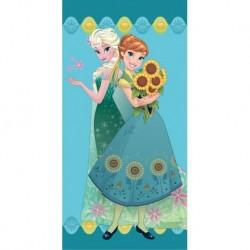Osuška - Ledové Království - Flower - 140x70 cm - Jerry Fabrics