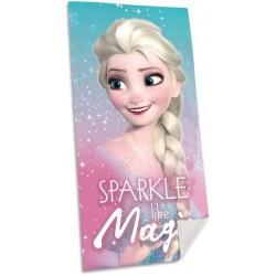 Osuška - Ledové Království - Elsa - Magic - 140x70 cm