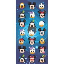 Osuška - Disney Emoji - 140x70 cm - Jerry Fabrics