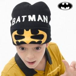 Dětská zimní čepice s maskou - Batman
