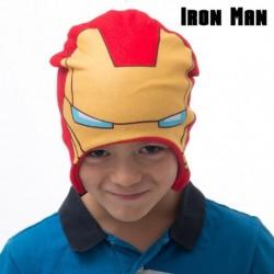 Dětská zimní čepice - Ironman