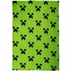Fleecová deka - Minecraft - 150x100 cm - Halantex