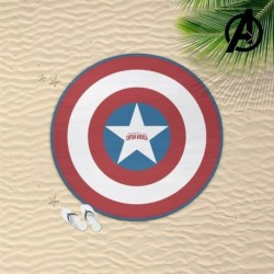 Plážová deka - The Avengers 78061 - 130 cm