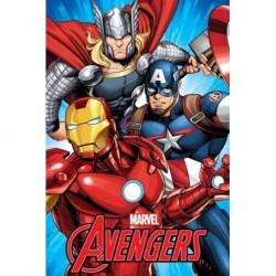 Fleecová deka - The Avengers - 150x100 cm - Jerry Fabrics