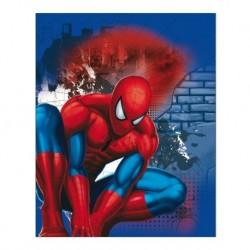 Dětská oboustranná deka - Spiderman - 150 x 120 cm
