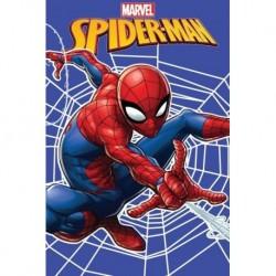 Fleecová deka - Spiderman Marvel - 150 x 100 cm - Jerry Fabrics