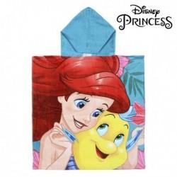 Dětské pončo s kapucí - Disney Princesses - 120x60 cm