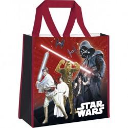 Dětská nákupní taška - Star Wars - 38 cm - Euroswan