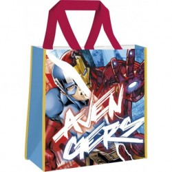 Dětská nákupní taška - Avengers - Captain America - 38 cm