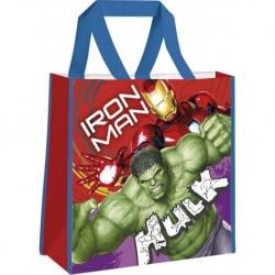 Dětská nákupní taška - Avengers - Hulk - 38 cm - Euroswan