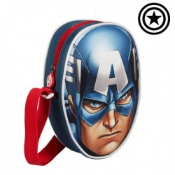 Taška přes rameno - Avengers - Captain America