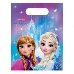 Igelitová taška - Frozen - Ledové Království - 6 ks