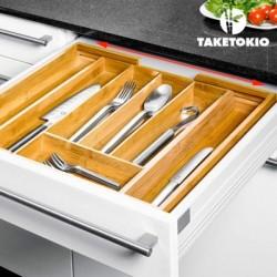 Bambusový příborník - TakeTokio
