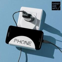 Nabíjecí stojánek na mobilní telefony