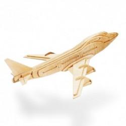 Dřevěné skládací letadlo - Junior Knows