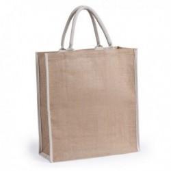 Jutová taška - 42 x 38 x 16 cm
