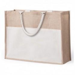 Jutová taška - 44,5 x 34 x 15 cm