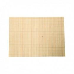 Bambusové prostírání - 45 x 30 cm - přírodní
