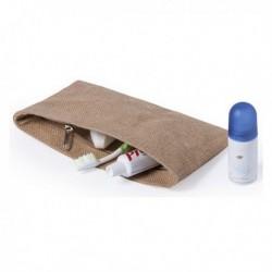 Jutová taška na kosmetiku - 25 x 15 cm
